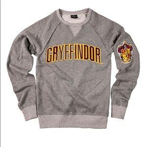Harry Potter Gryffindor Sweater Universal Studios